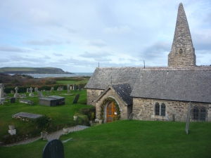St Enodoc Church